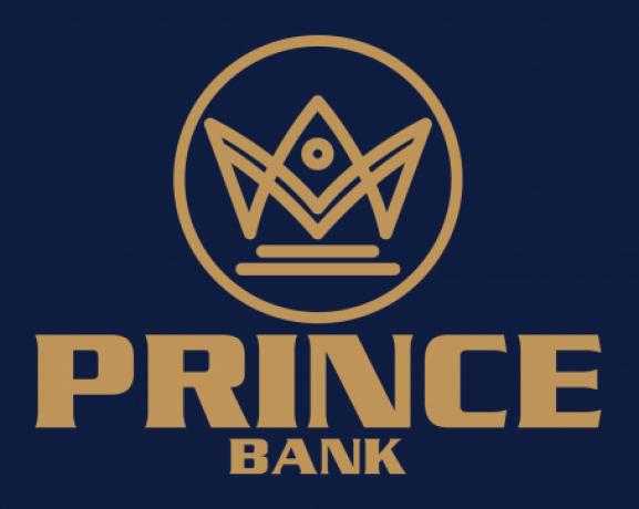 Logo Prince Bank Plc.