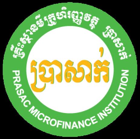 Logo PRASAC MFI