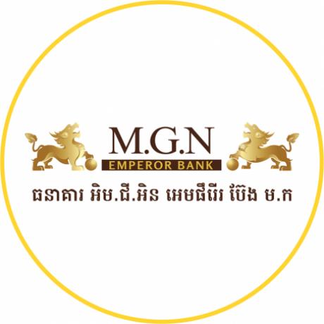 Logo M.G.N Emperor Bank