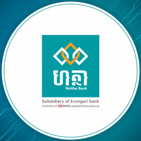Logo Hattha Bank Plc.