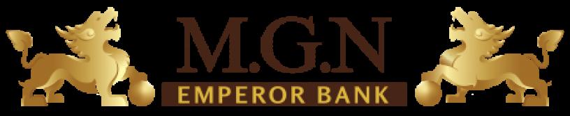 Logo M.G.N Emperor Bank Plc