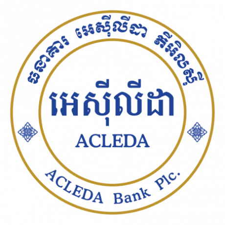 Logo Acleda Bank